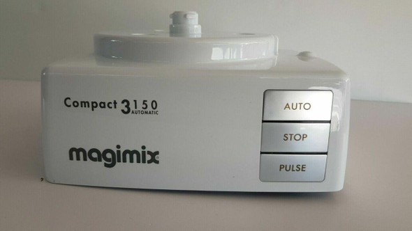 Magimix Magimix Top Case with switch 18291 White FOR MODEL 3150 GENUINE IN HEIDELBERG
