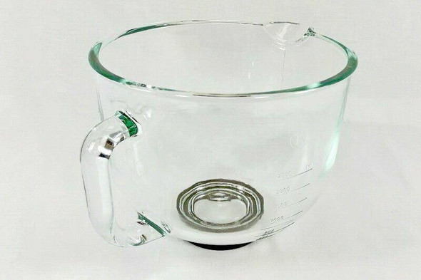 Kenwood KENWOOD GLASS BOWL KW716702 FOR KMX75 MIXER GENUINE PART IN HEIDELBERG