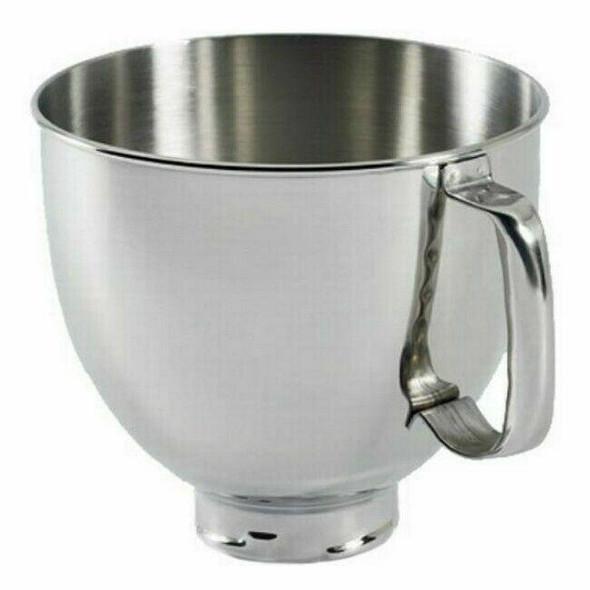 KitchenAid Kitchenaid Bowl 4.7L Stainless Steel K5THSBP for tilt head 90235 IN HEIDELBERG