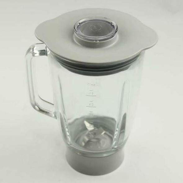 Kenwood KENWOOD GLASS BLENDER JUG COMPLETE KW714809 FOR F PROCESSOR BELOW IN HEIDELBERG