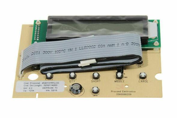 DeLonghi DELONGHI CONTROL BOARD 5232114200 FOR MAGNIFICA ESAM3500 and EAM3400 IN HEIDELBERG