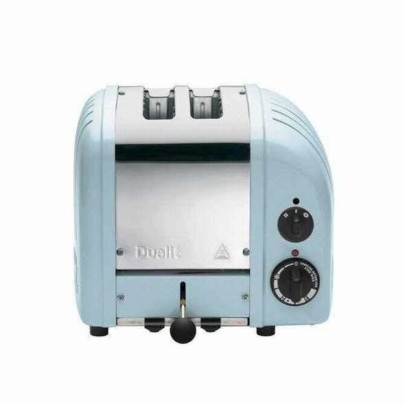 Dualit DUALIT TOASTER 2 SLICE GLACIER BLUE NEWGEN 27066 WITH 5 YR WTY IN HEIDELBERG
