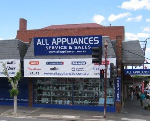 all-appliances-service-sales-parts-accessories