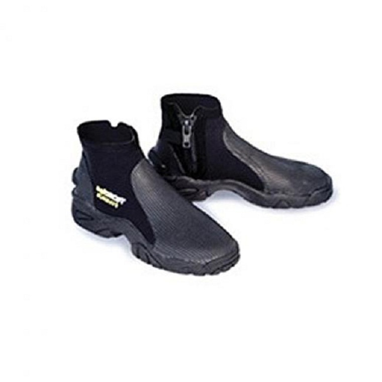 Seasoft Sunray Low Cut Boot- Great for Scuba Divers, Snorklers and Watersports