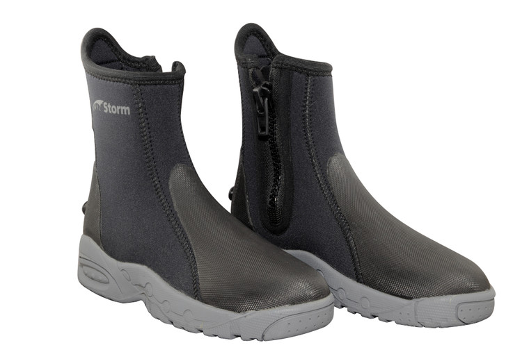 6.5mm Storm HydroStealth Deluxe Scuba Divers Boot