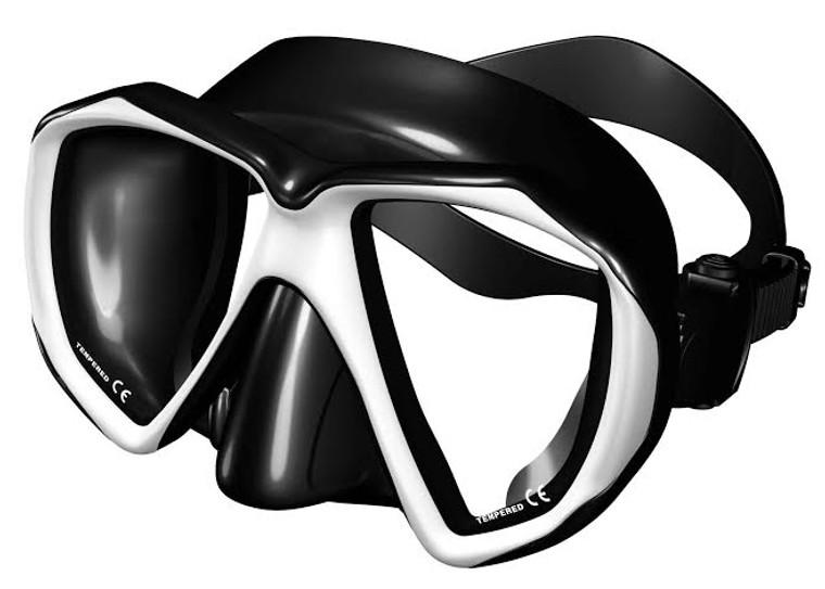 Typhoon Ultra View Scuba Diving Mask