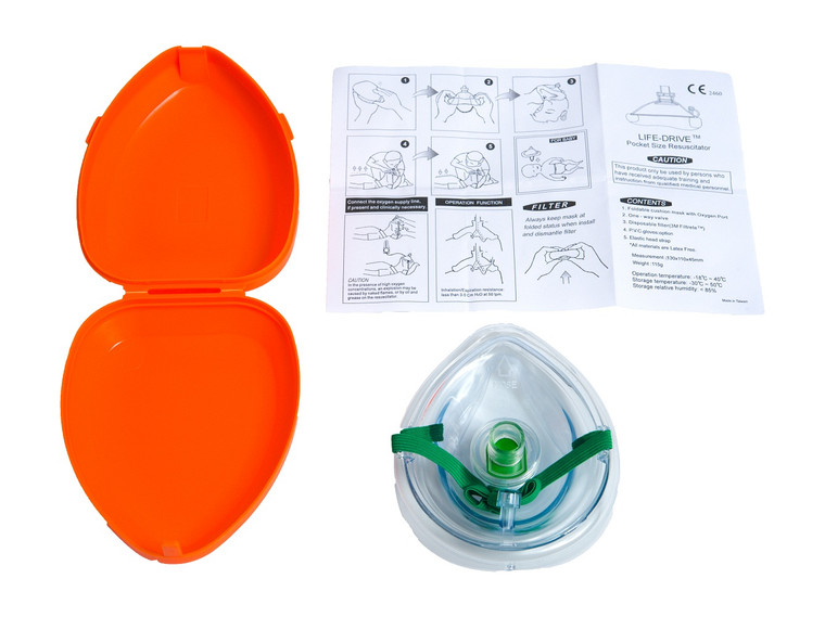 Storm CPR Pocket Mask