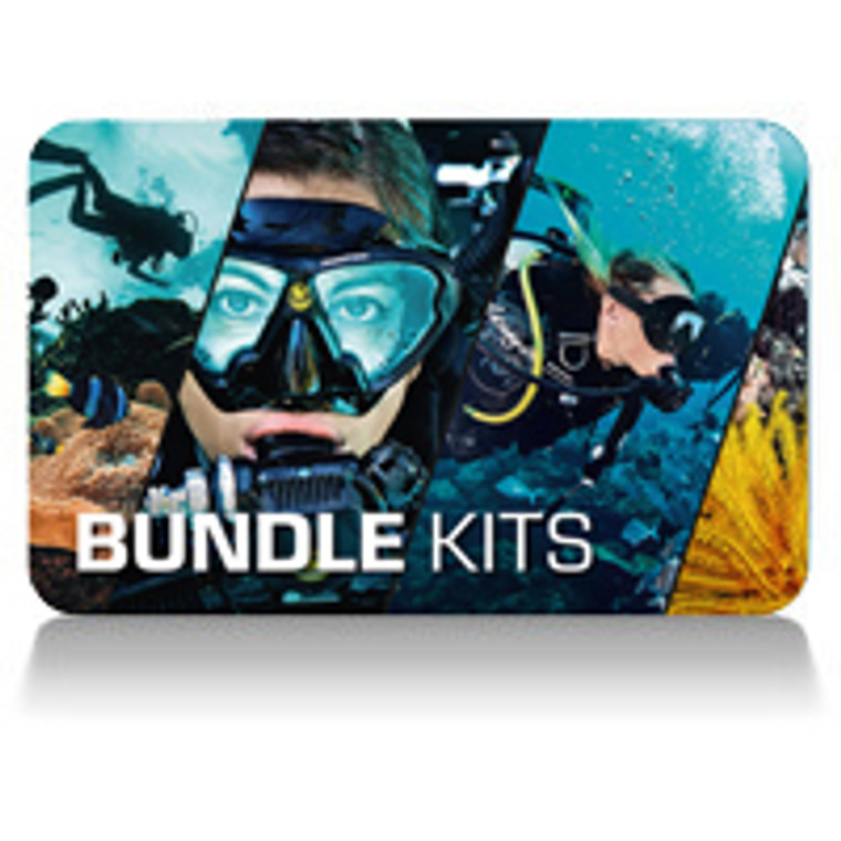 Open Water Diver Plus Digital Bundle Materials