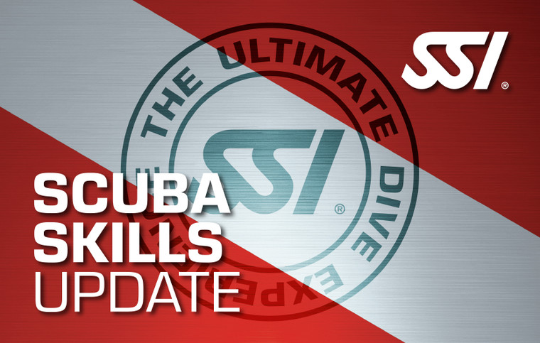 SSI Scuba Skills Update Digital Kit