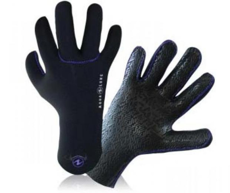 Aqua Lung Womens 6/4mm Ava Cold Water Gloves