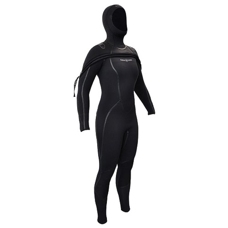 Aqua Lung SolAfx 8/7mm Women's Scuba Wetsuit