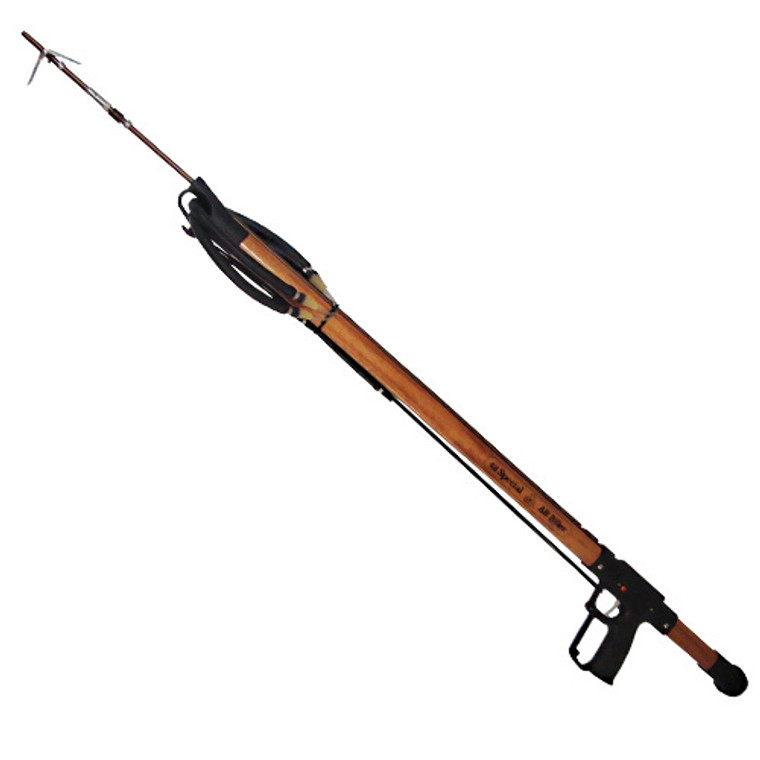 AB Biller 42in Special Speargun - Mahogany