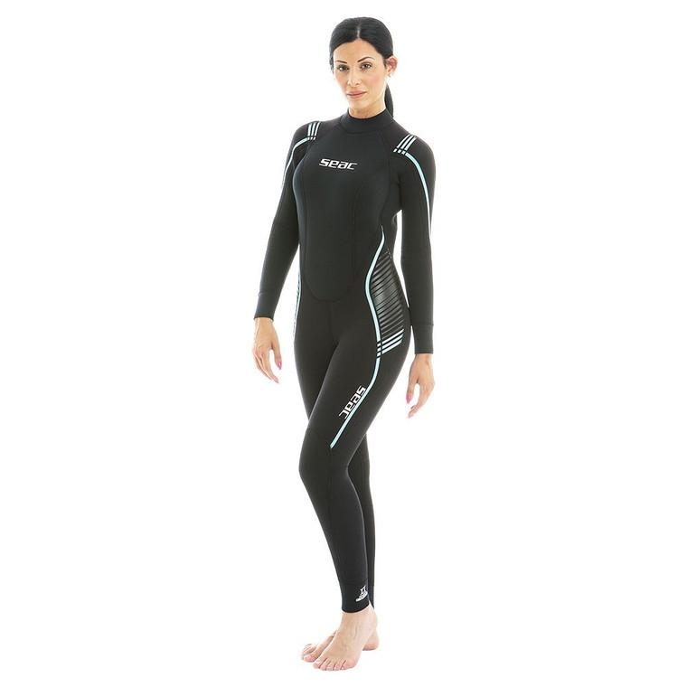 SEAC Libera 3.5mm High Stretch Yamamoto Neoprene Full Wetsuit Women