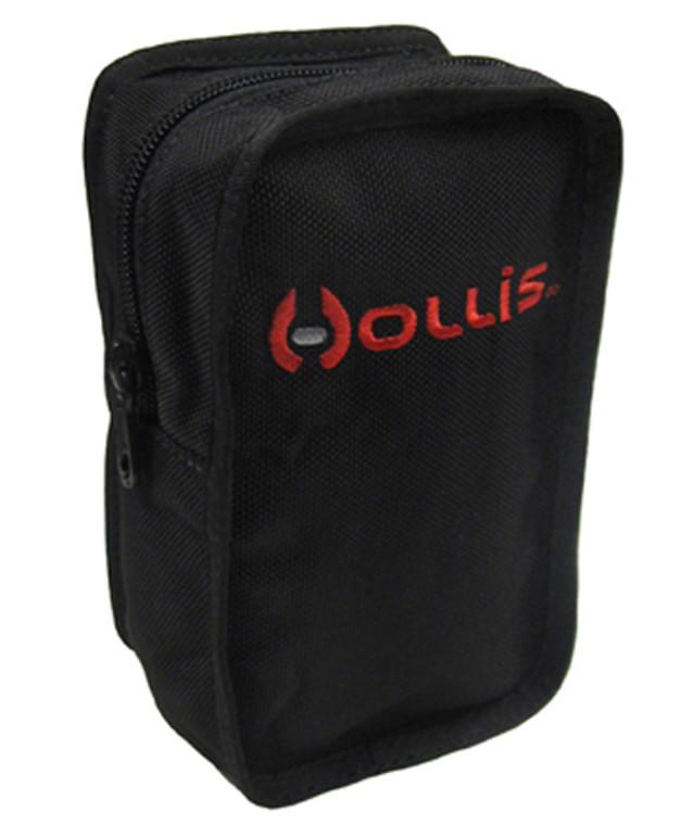 Hollis Technical Scuba Divers Mask Pocket - Black