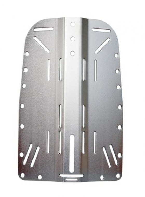 Storm Stainless Steel Backplate for Technical Scuba Divers