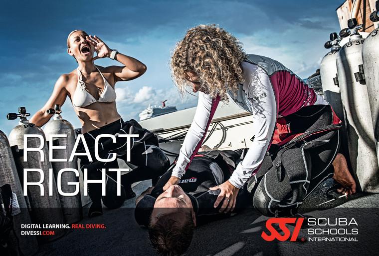 SSI React Right Digital Kit