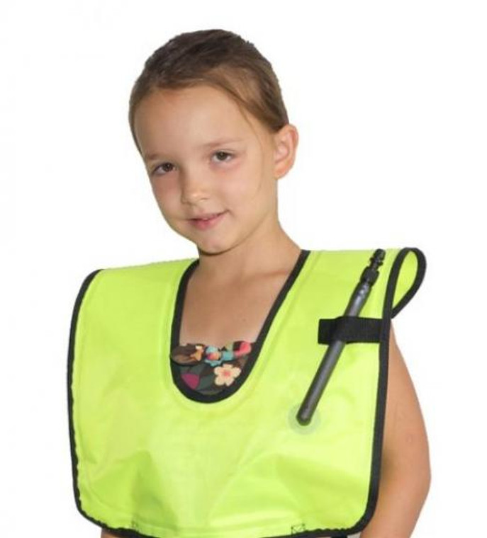 Storm Snorkeling Vest - Kids for Snorkelers and Water Safety