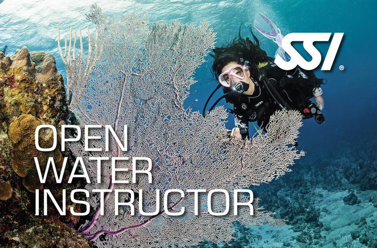SSI Open Water Instructor Digital Kit