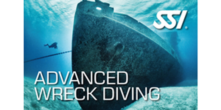 SSI Advanced Wreck Diving Kit