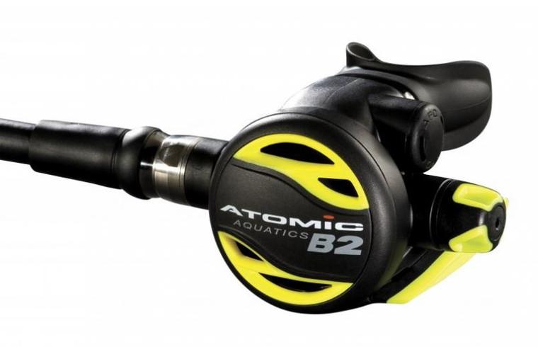 Atomic Aquatics B2 Scuba Diving Octopus With 36 Inch Hose
