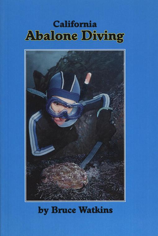 California Abalone Diving Book