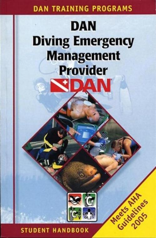 DAN Diving Emergency Management Provider for Scuba Divers