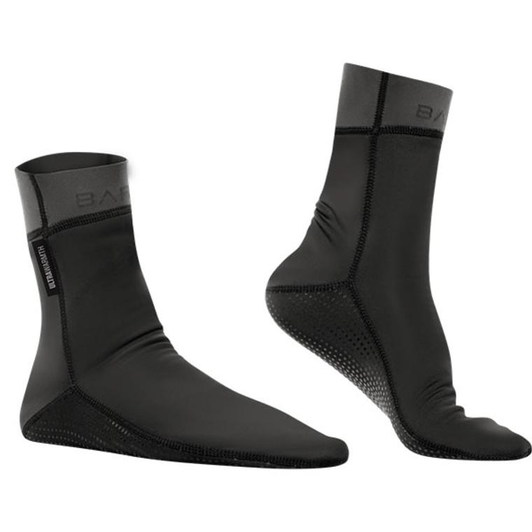 Bare Exowear Unisex Socks - Black