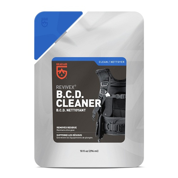 Gear Aid Revivex B.C.D. Cleaner 10oz