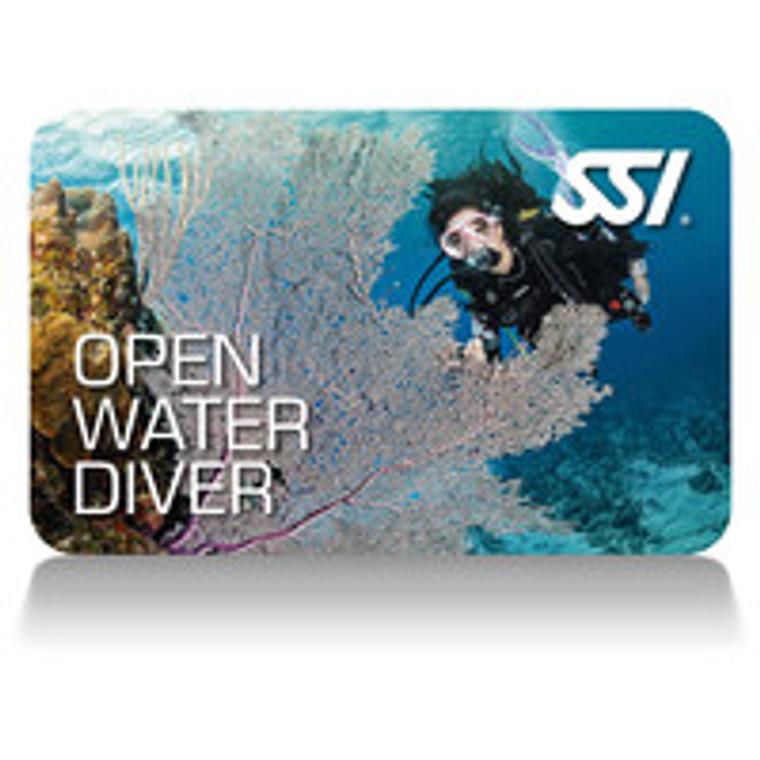 SSI Open Water Diver Digital Kit