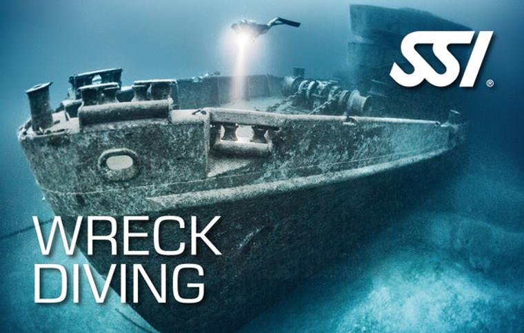 SSI Wreck Diving Digital Kit