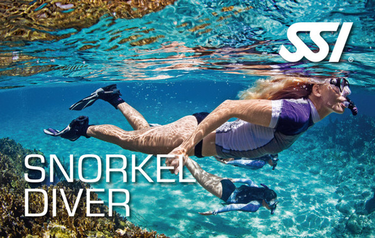 SSI Snorkeling Digital Kit