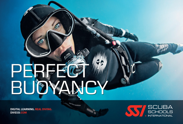 SSI Perfect Buoyancy Digital Kit