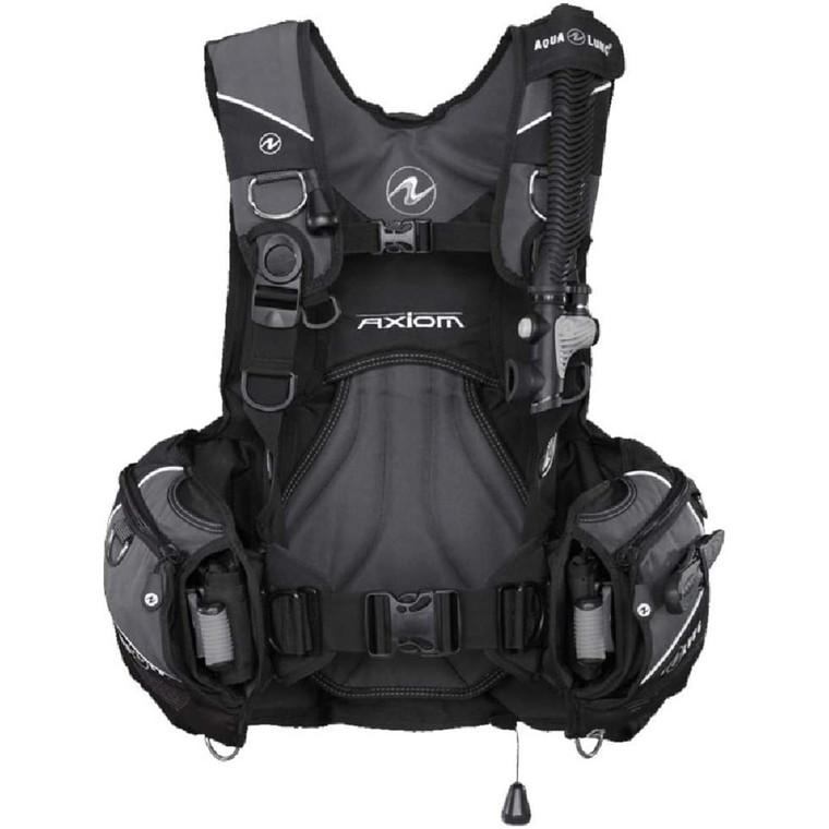 Aqua Lung Axiom BCD - Black/Charcoal