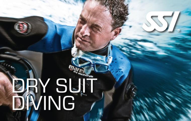 SSI Drysuit Diving Course