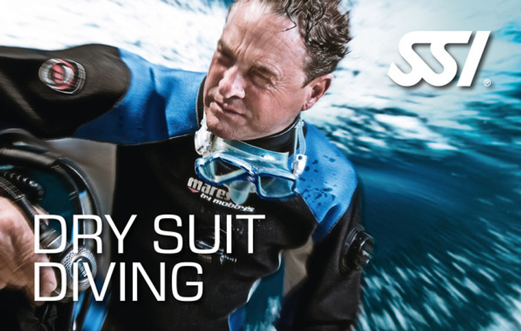 SSI Drysuit Diving Course