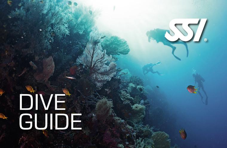 SSI Dive Guide/Dive Master