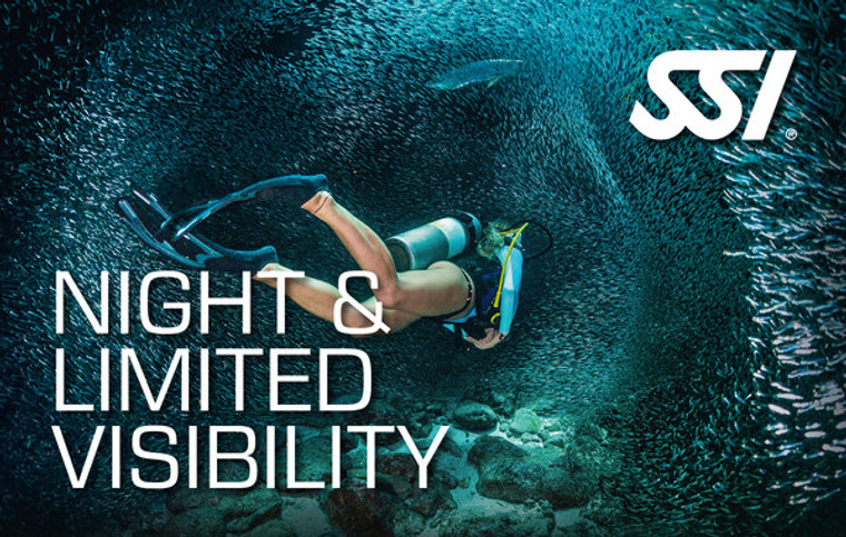 SSI Night and Limited Visibility Course