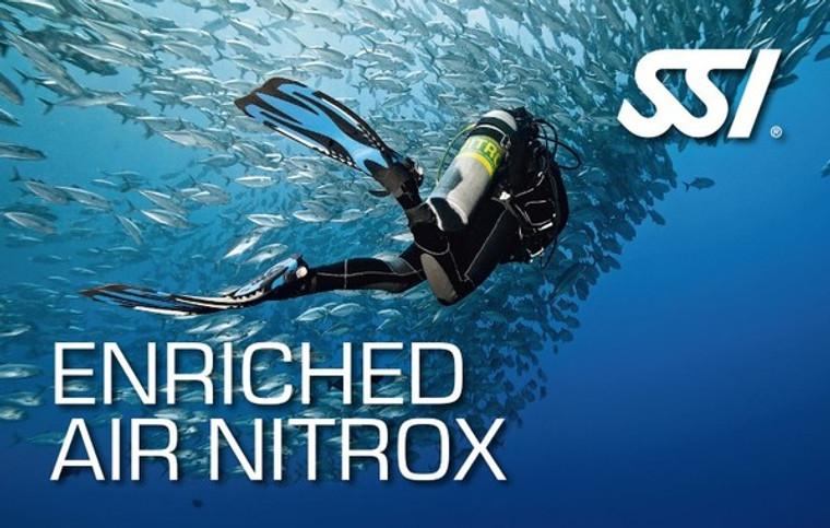 Enriched Air Nitrox 40% Class