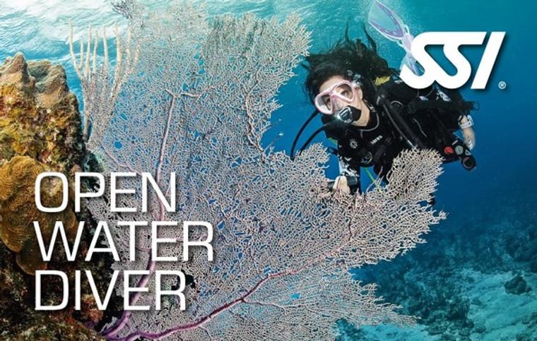 SSI Open Water Scuba Class