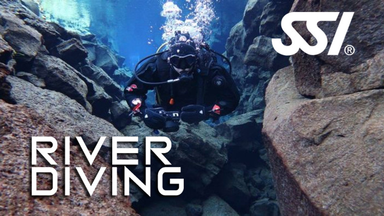 SSI River Diving Specialty Course