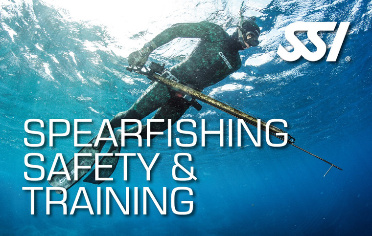 SSI Spearfishing Safety and Training Course