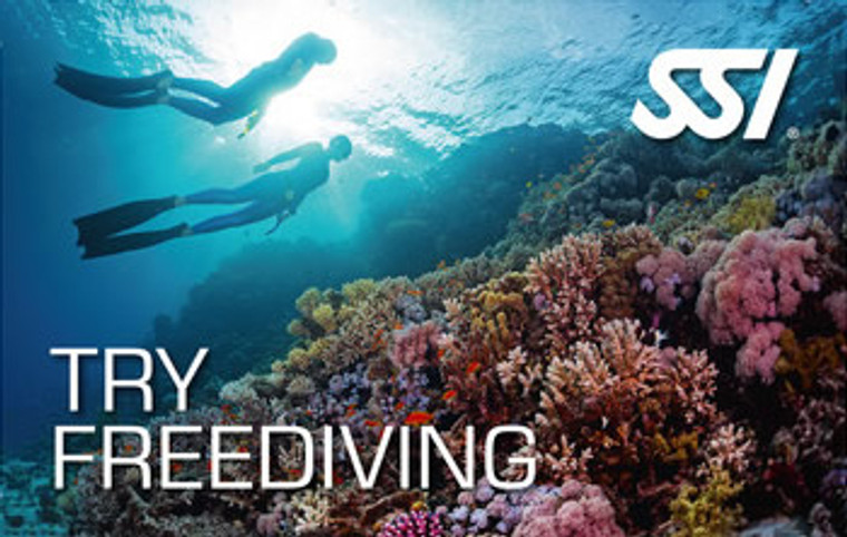 SSI Try Freediving Course