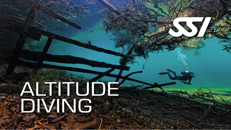 SSI Altitude Diving Course