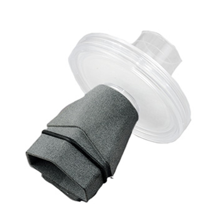 SEAC Full Face Snorkel Mask to Bacteria Filter Connector
