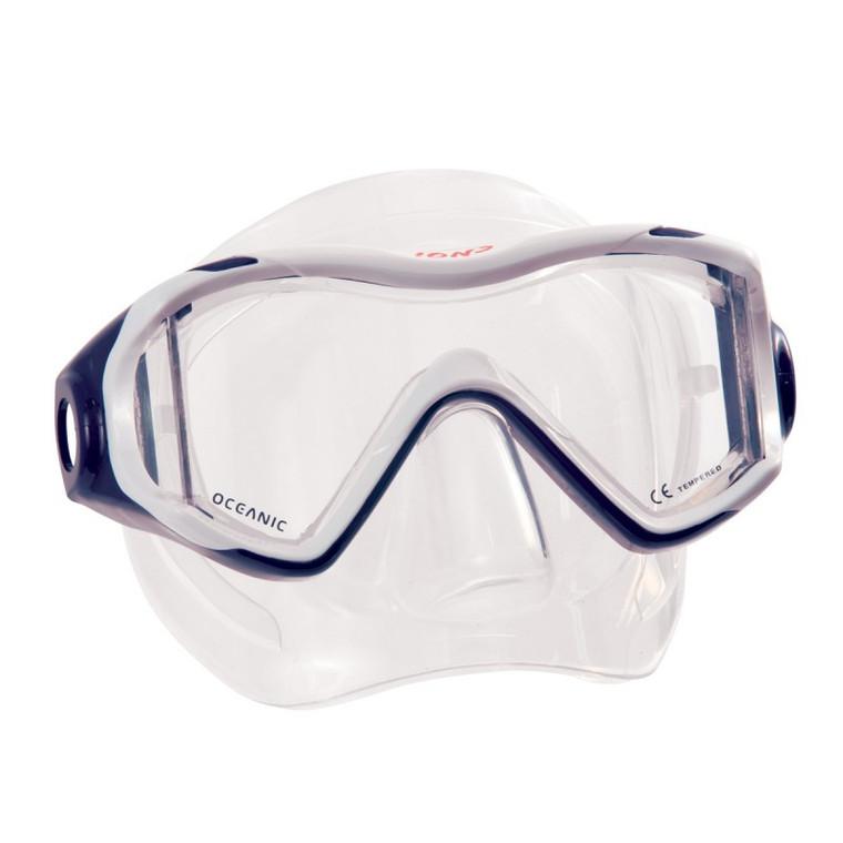 Oceanic Ion 3 Mask - Warrior Edition