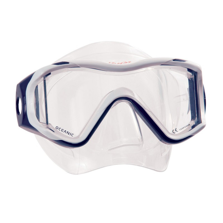 Oceanic Ion 3X Mask - Warrior Edition