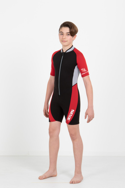 SEAC Ciao 2.5mm Kid's Neoprene Short Wetsuit