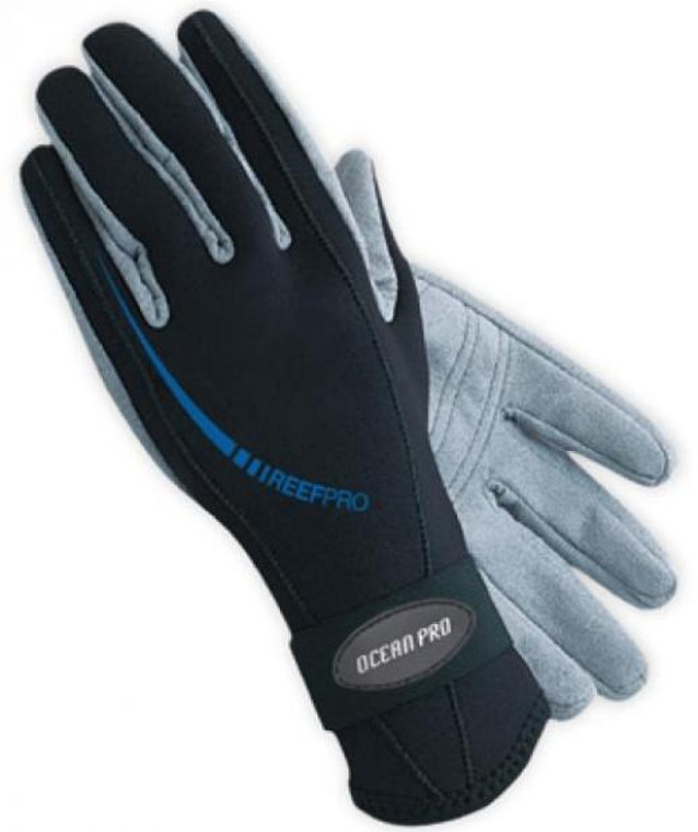 Oceanpro Reefpro Warm Water Gloves for Scuba and Snorkeling