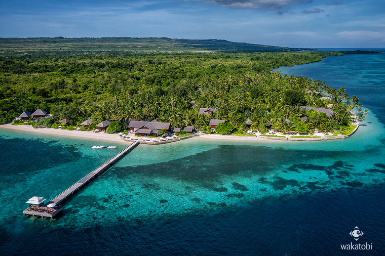 Wakatobi Dive Resort - Sulawesi, Indonesia - September 9 - 16, 2022