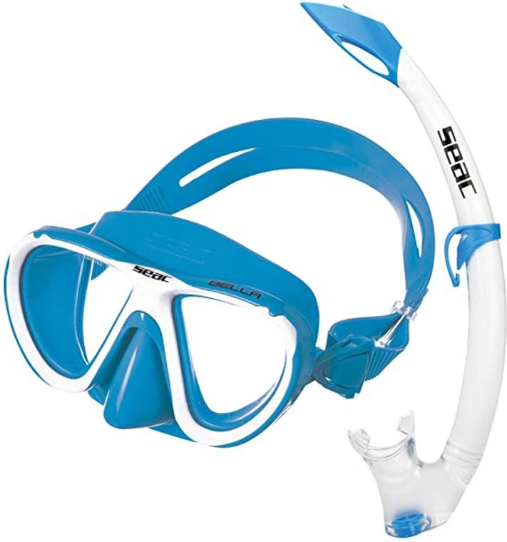 SEAC Bella Mask and Snorkel Set